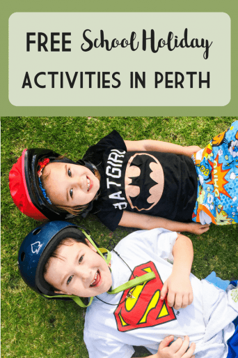 Free School Holiday Activities In Perth