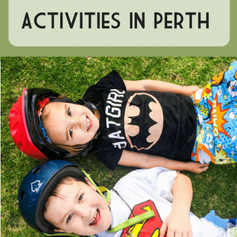 Free School Holiday Activities Perth