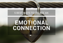 5 Best Ways to Create an Emotional Connection