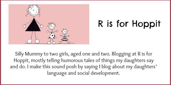 R is For Hoppit Image
