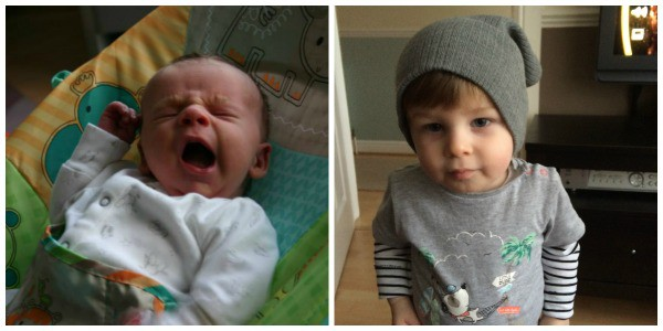 Oliver Then and Now