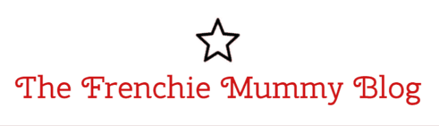 The Frenchie Mummy Logo