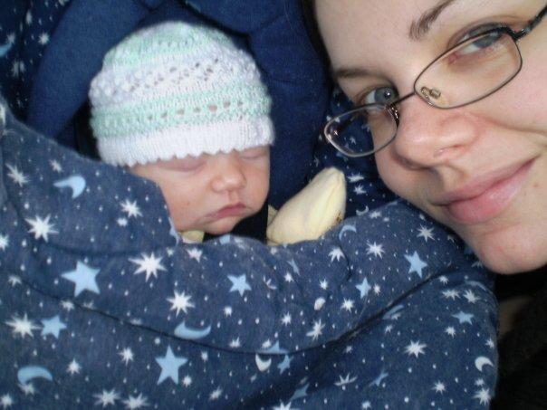 Bringing a CHD Baby Home