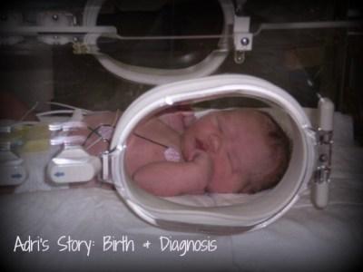Adri's Story: Birth & Congenital Heart Defect Diagnosis