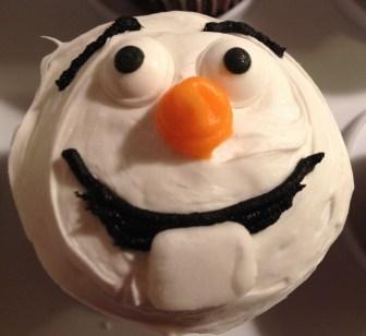 Meet Olaf from Frozen