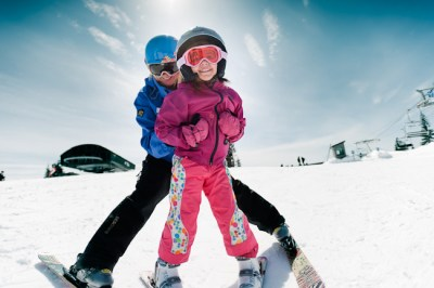 Grouse Mountain Y2Play Pass - Ski Wee School