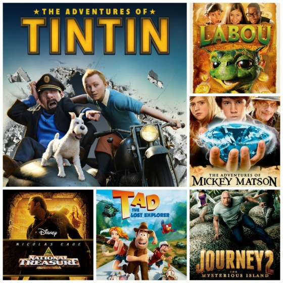 August Adventures for Big Kids on Netflix