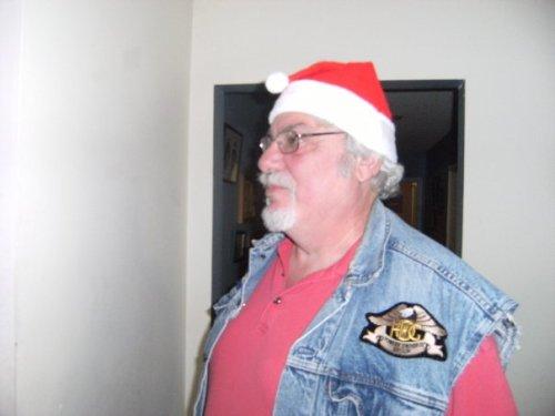 Papa at Christmas