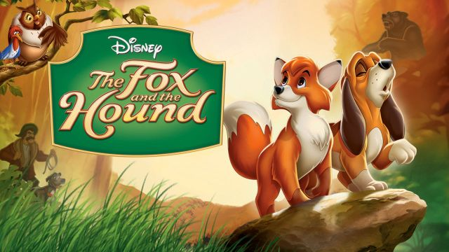 The Fox and the Hound on Netflix