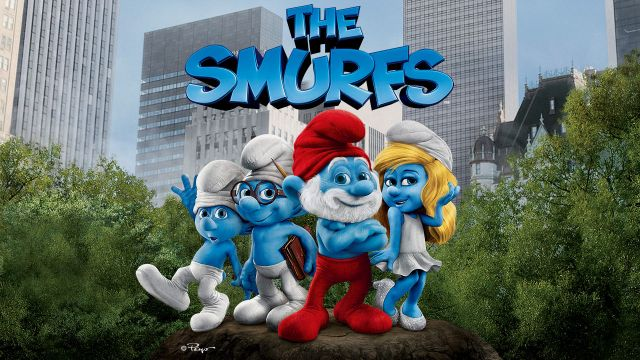 The Smurfs on Netflix