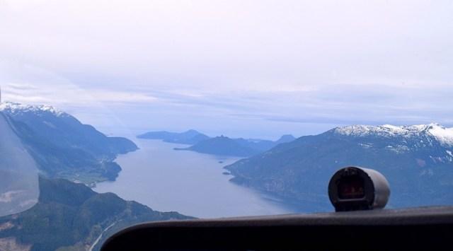 Squamish Weekend Getaway - Sea to Sky Air