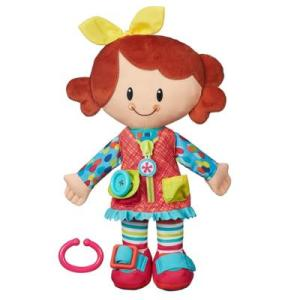 Playskool Play-Stow-Go Dressy Kids Girl