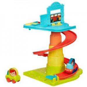 Playskool Play-Stow-Go Rollin Ramp