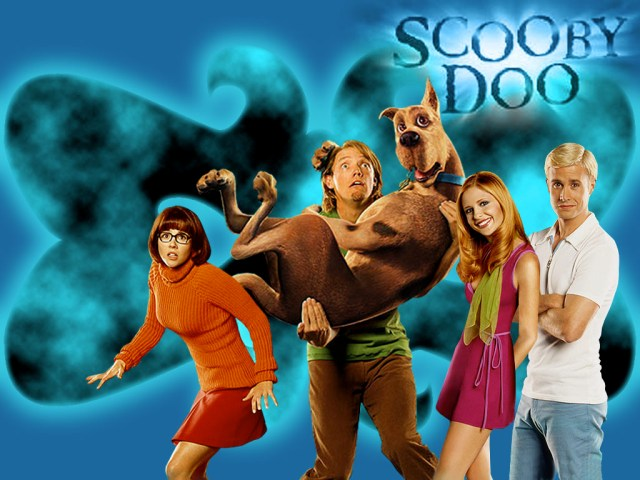 Netflix Movie Playlist - Scooby-Doo-movies