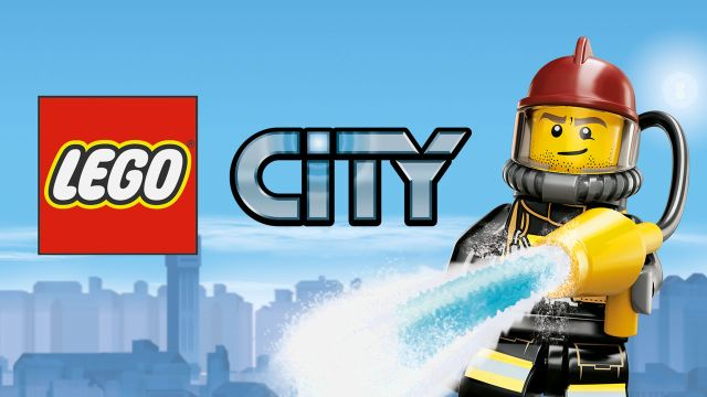 Lego shows on netflix: Lego city