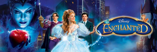 Enchanted on Netflix