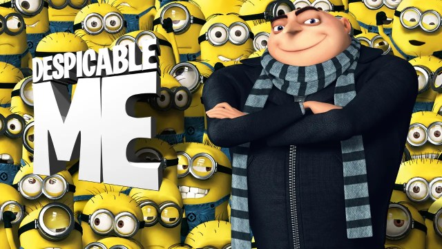 Despicable Me on Netflix