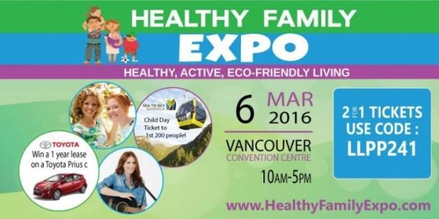 Healthy Family Expo Tickets
