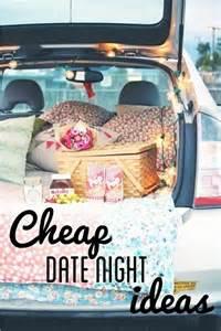 10 Cheap cool date ideas