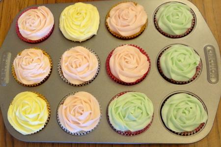 Cupcakes make you happy
