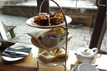 Afternoon Tea At The Whitewater Hotel