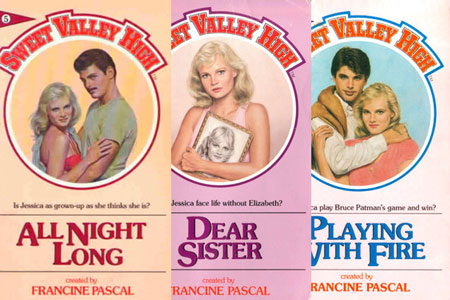 Sweet Valley - Born In The 80s