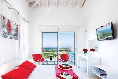 Monte Mare - Bedroom