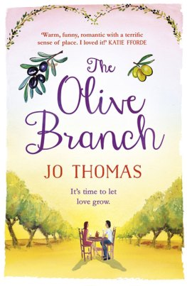 The Olive Branch by Jo Thomas