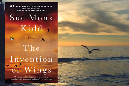 The Invention of Wings is the latest novel from the bestselling author Sue Monk Kidd.