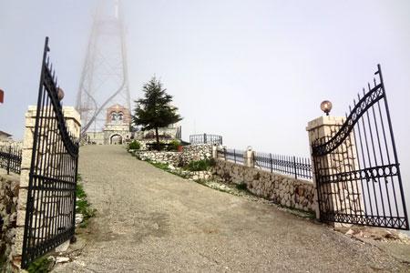 The Gates - Exploring Mount Pantokrator