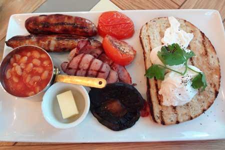 Breakfast Routine
