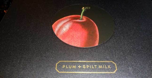 Plum and Spilt Milk