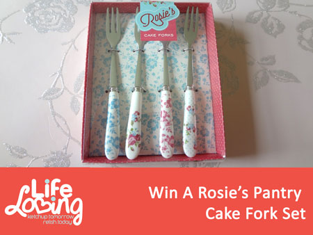 Rosie's Pantry Competition