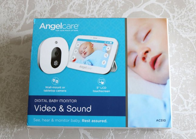 Angelcare Baby Monitor Review