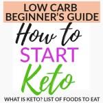 HOW TO START KETO