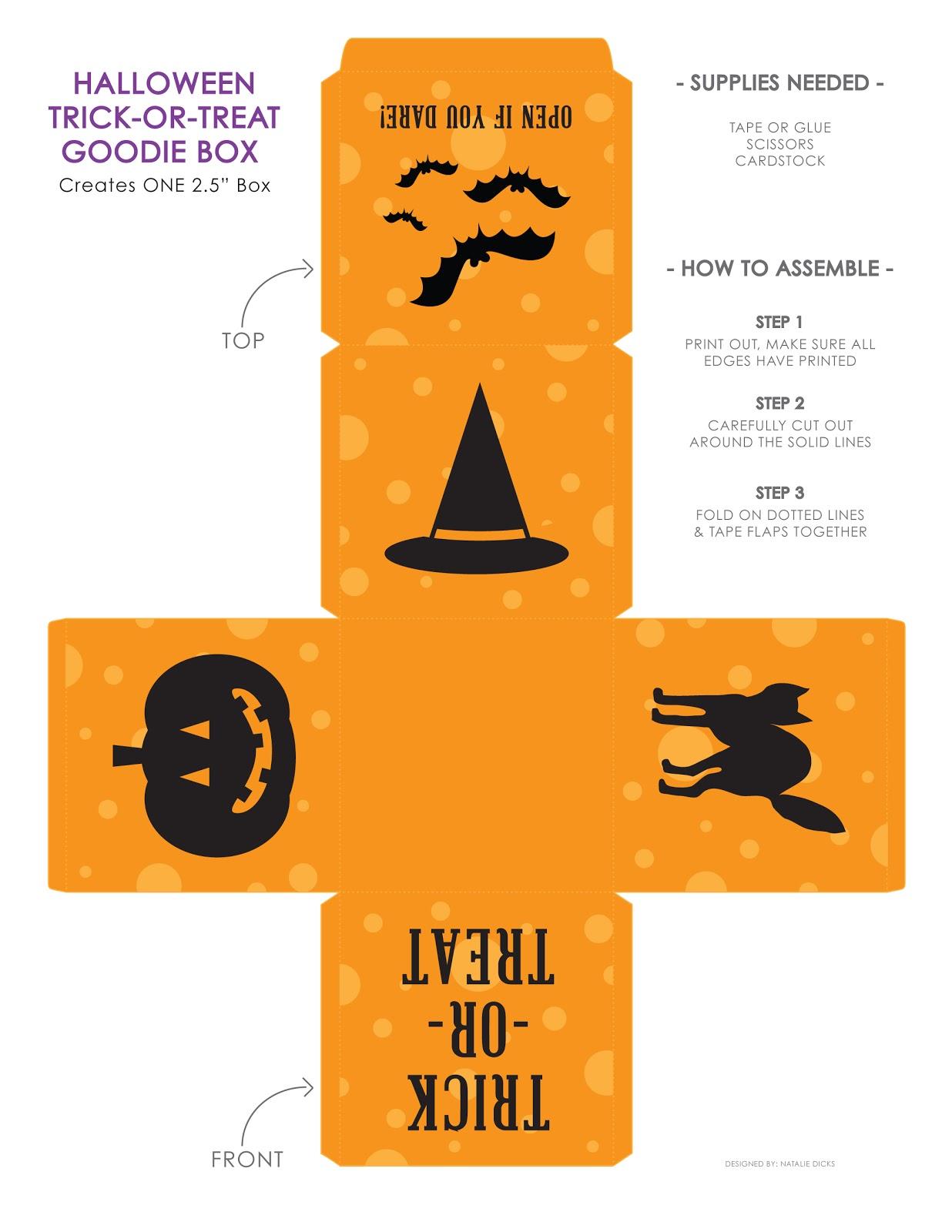 Halloween Goobox