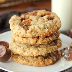 Gooey Caramelita Cookies