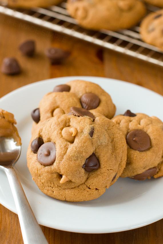 Flourless Peanut Butter Cookies 1