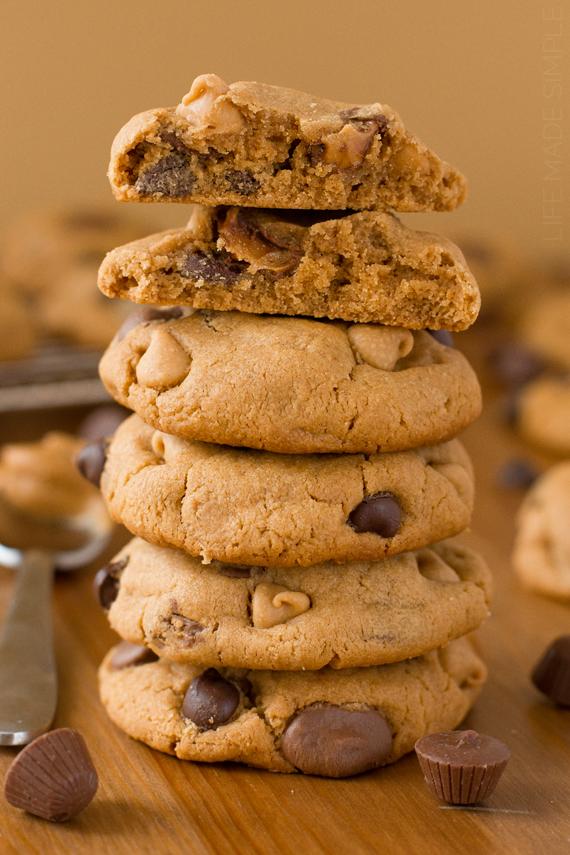 Flourless Peanut Butter Cookies 2