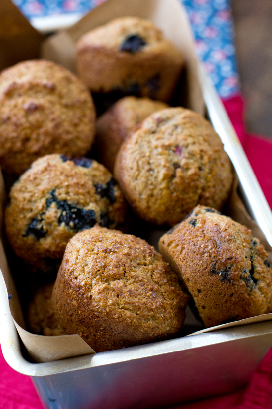 The Best Whole Wheat Bran Muffins