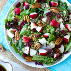 Apple Harvest Salad