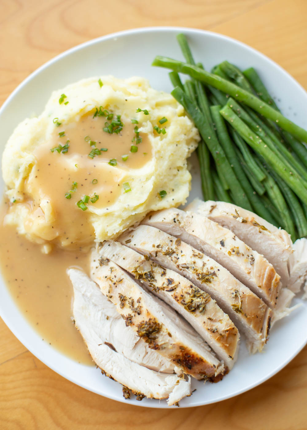 Oven Roasted Turkey Simple Flavorful Life Made Simple