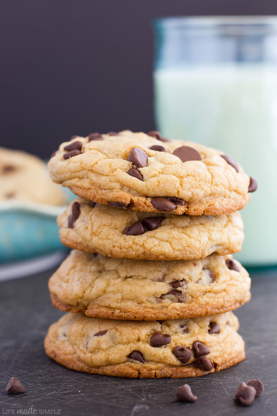 Softbatch Chocolate Chip Cookies