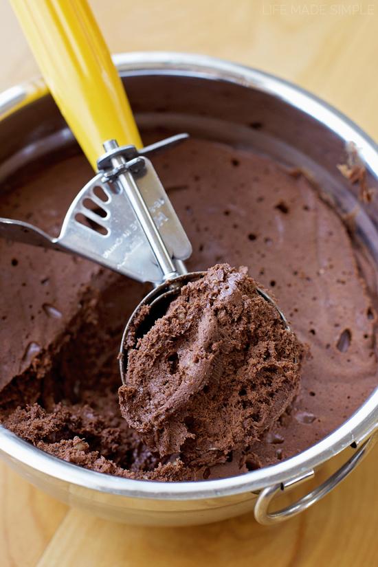 Flourless Salted Pecan Chocolate Cookies