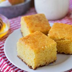 The Best Buttermilk Cornbread