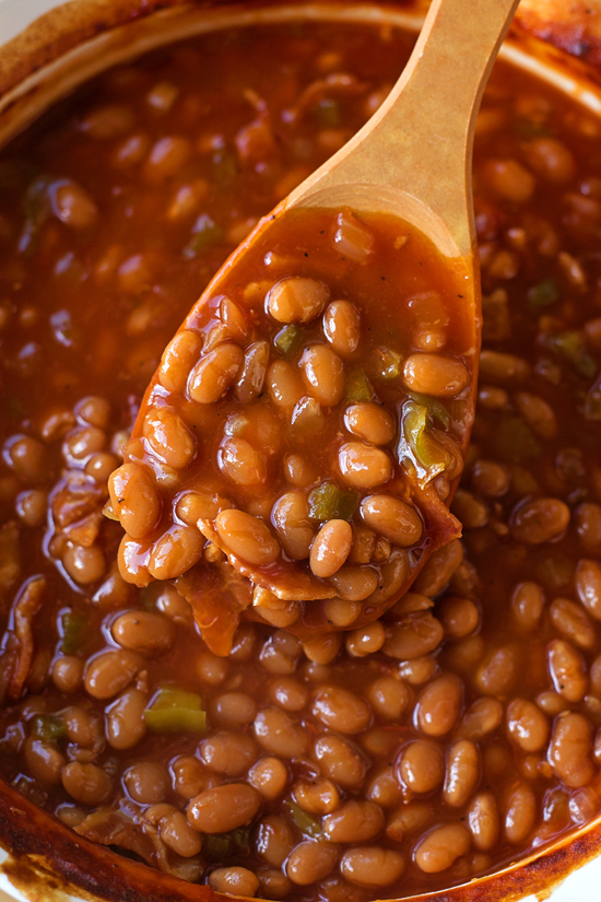 Mom S Oven Baked Beans Homestyle Classic Life Made Simple