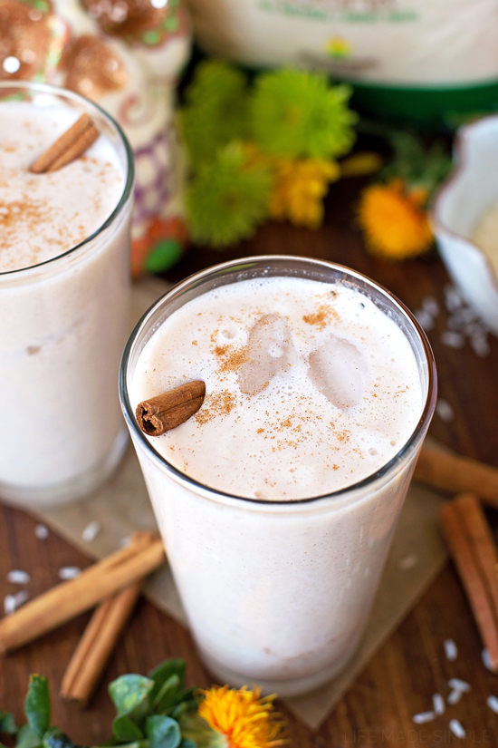 Quick & Easy Horchata