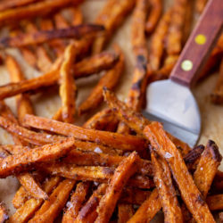 Perfect Baked Sweet Potato Fries Life Made Simple