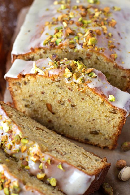 Pistachio Pound Cake   lifemadesimplebakes.com