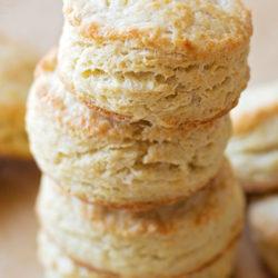 Buttermilk Biscuits | lifemadesimplebakes.com